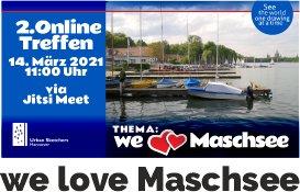 we love Maschsee